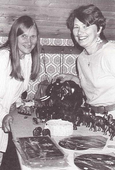 Margit & Kerstin