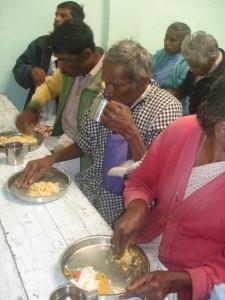 Mat till äldre