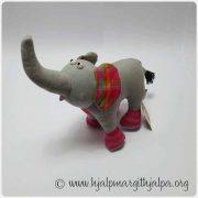 Elefant mjukisdjur