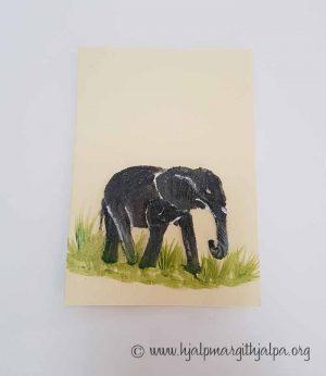 Kort elefant